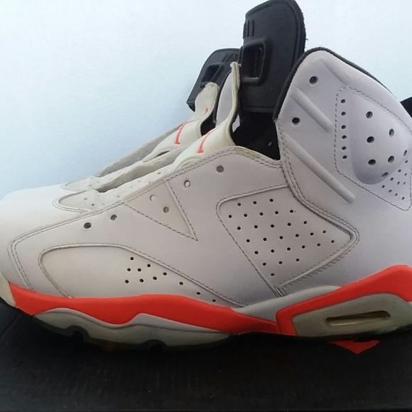 hot sale online 4755c 29dbc Jordan Other - Air Jordan VI 6 Retro 2013 INFARED Size 12